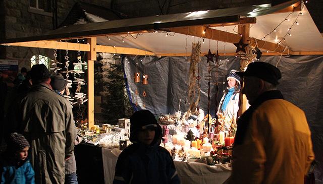Weihnachtsmarkt Entlebuch
