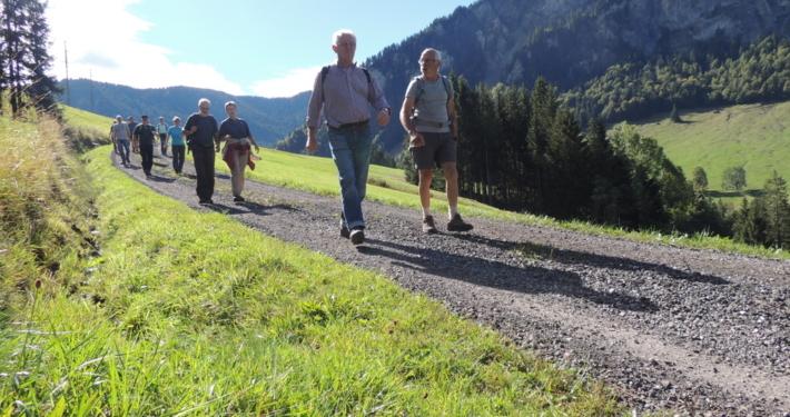 Eremitenweg Finsterwald