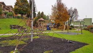 Spielplatz Dorf Entlebuch