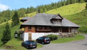 Alpwirtschaft Gruendli Finsterwald